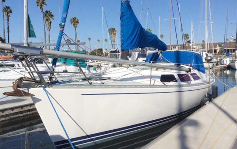 Marina Sailing Newport Beach Ca